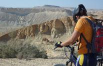טיול שטח באופניים, החוויה המדברית וגם לימוד טכני לשיפור הרכיבה