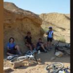 טיולי אופניים במדבר